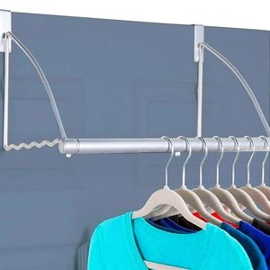Organizer Over Door Clothing Holder